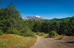 Mt El Monte Saint Helens fotos de archivo