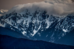 Mt El Monte Saint Helens fotografía de archivo libre de regalías