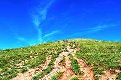 Mt elbert Стоковая Фотография