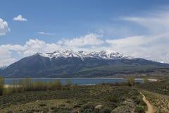 Mt. Elbert Scenic Royaltyfria Bilder