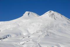 Mt. Elbrus Royalty Free Stock Image