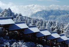 MT.Emei of China Stock Image