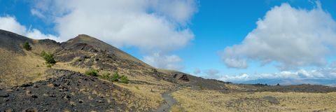 Mt Etna 14 Stock Photo