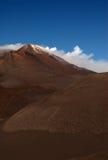 Mt Etna, Sicilia, Italia Fotografia Stock Libera da Diritti
