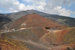 Mt. Etna Stock Photos