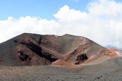 Mt Etna Volcano stockfotografie