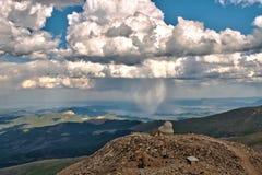 Mt Evans Astromomical nauki obserwatorium Obraz Royalty Free