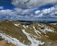 Mt Evans Stock Photo