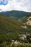 Mt Evans Rocky Mountain Colorado landscape Royalty Free Stock Image