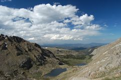 Mt. Evans Wilderness Stock Images