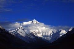 Mt. Everest stock afbeelding