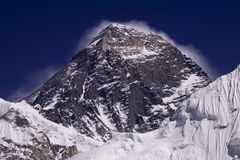 Mt. Everest Stock Images