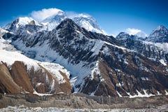 Mt everest Image libre de droits