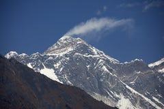 Mt Everest fotografía de archivo