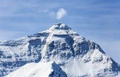 Mt everest Fotografia de Stock Royalty Free