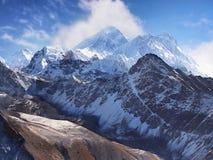 Mt Everest, Himalayas Mountains, Nepal Stock Image