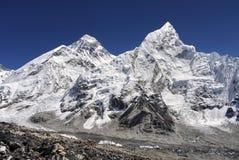 Mt. Everest - 8848 m. Stock Image