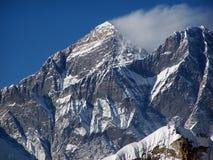 Mt. Everest, Nuptse Stock Image
