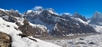 Mt.Everest Royalty Free Stock Images