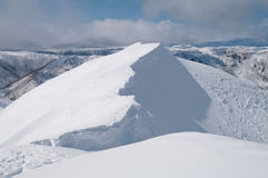 Mt Feathertop Stock Images