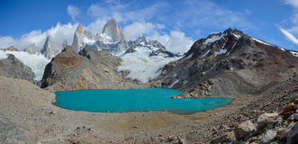 Mt. Fitz Roy Stock Photography