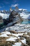 Mt Fitzroy Imagens de Stock