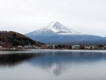 MT fuji Stock Afbeelding