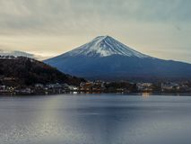 MT fuji Royalty-vrije Stock Foto