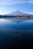 Mt. Fuji Fotografie Stock