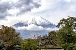 Mt. Fuji Imagens de Stock