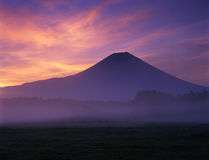 Mt fuji-311 Royalty Free Stock Photo