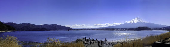 Mt Fuji Lizenzfreies Stockfoto