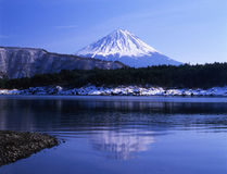 Mt fuji-328 Stock Photos