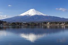 Mt Fuji Imágenes de archivo libres de regalías