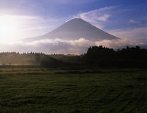 Mt fuji-359 Royalty Free Stock Photo