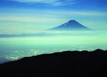 Mt fuji-366 Fotografia de Stock Royalty Free