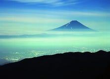 Mt fuji-366 Fotografia Stock