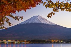 Mt Fuji Royalty Free Stock Photography