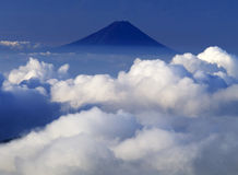 Mt fuji-377 Royalty Free Stock Photo