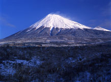 Mt fuji-397 Royalty Free Stock Photography