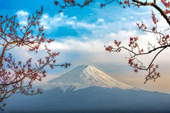 Mt Fuji Obrazy Royalty Free