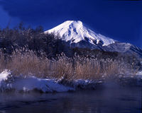 Mt fuji-444 Stock Images