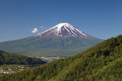 Mt Fuji Stockfoto