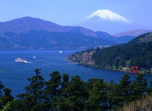 Mt, fuji Fotografia de Stock Royalty Free