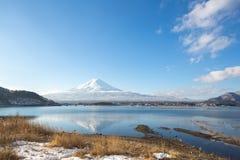Mt fuji lizenzfreie stockfotos