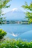 Mt fuji Arkivfoton