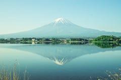 Mt fuji Arkivfoto