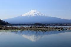 Mt fuji Fotografering för Bildbyråer