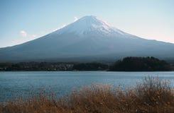Mt fuji Royaltyfria Bilder