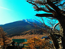 Mt fuji Photo stock